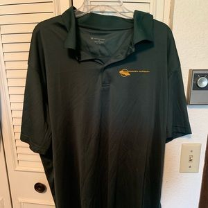 Other - Men's green polo shirt